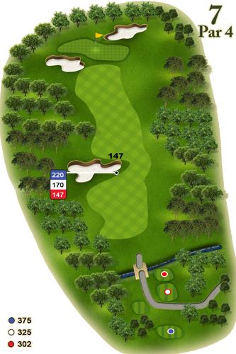 7 map handara