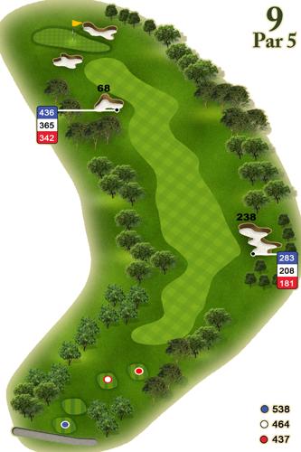 9 map handara