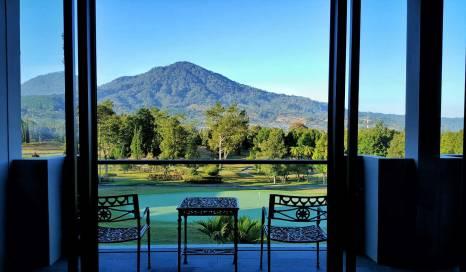 Deluxe Room Balcony handara resort