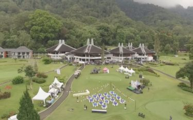 golf handara festival