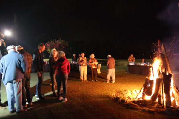 Bonfire Party handara