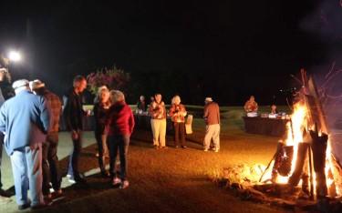 Bonfire Party bali