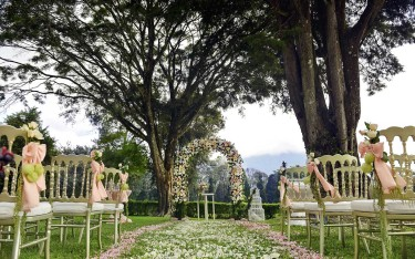 Wedding bali Venue