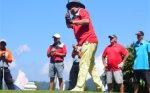 golfer swing handara