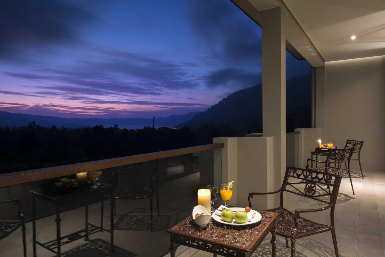 Deluxe Suite Balcony handara resort