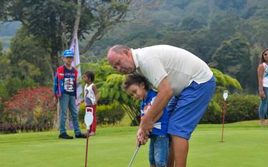 Golf Carnival sport golf