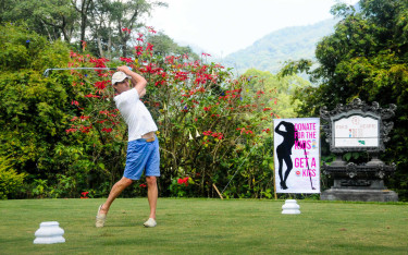 Golf Tournament handara golf
