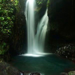 gitgit twin waterfall golf