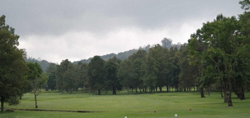 handara golf hole 13