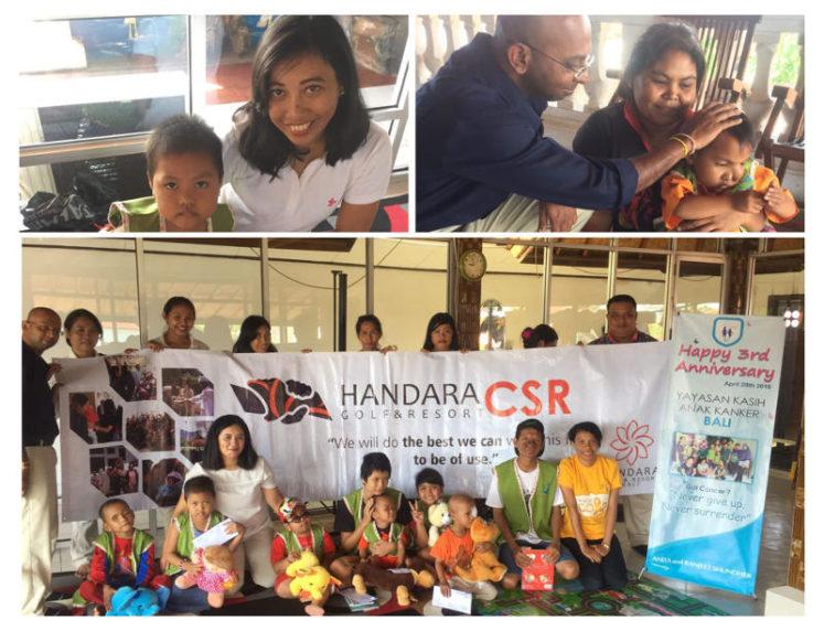 CSR cancer handara