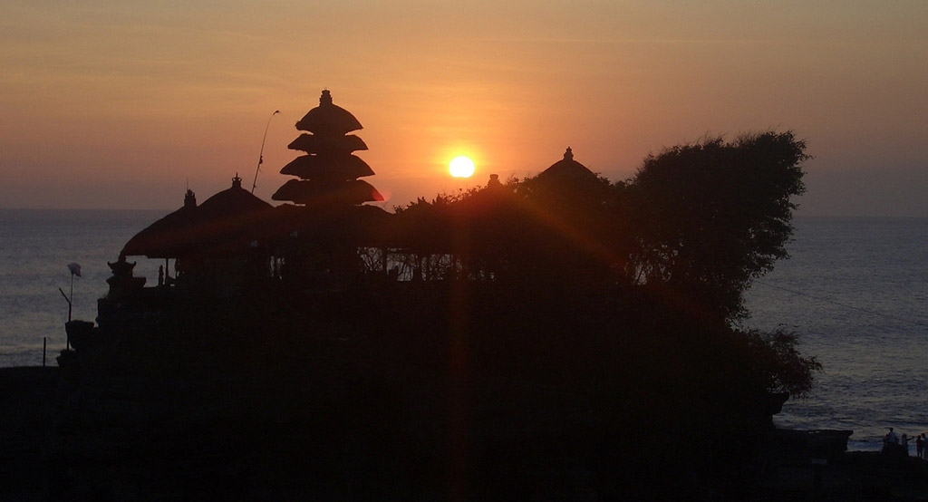 Tanah Lot Temple - Temples in Bali