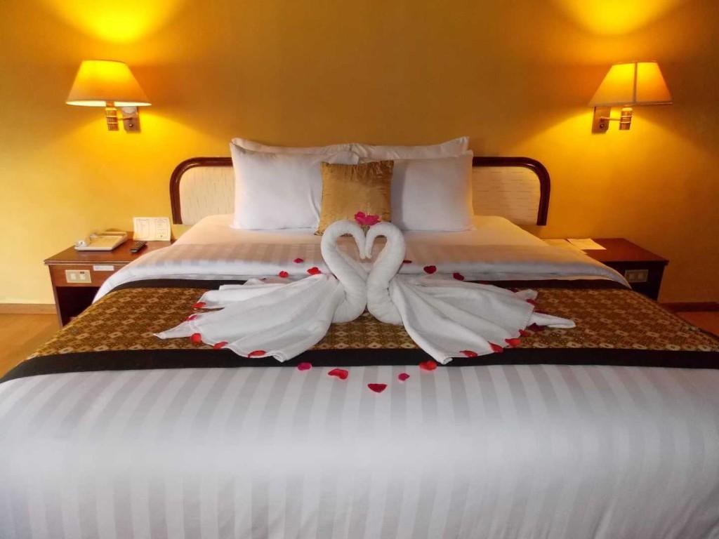 Honeymoon room - honeymoon in Bali