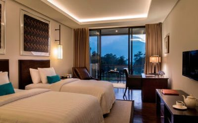 handara golf resort rooms
