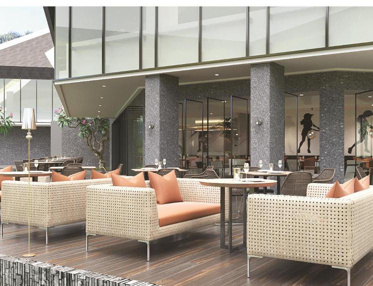 upcoming lounge