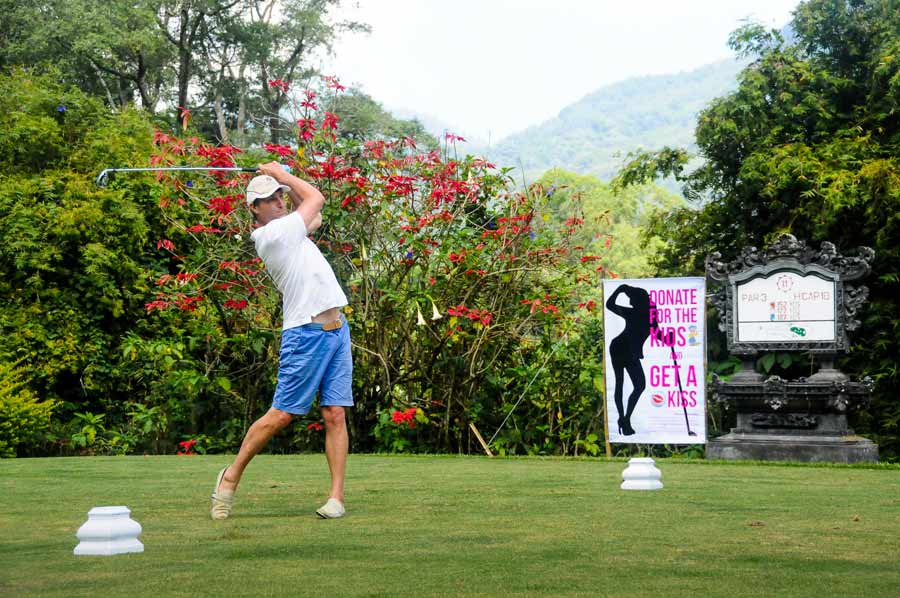 Playing Golf Good For Your Health