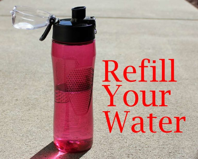 Refill Your water