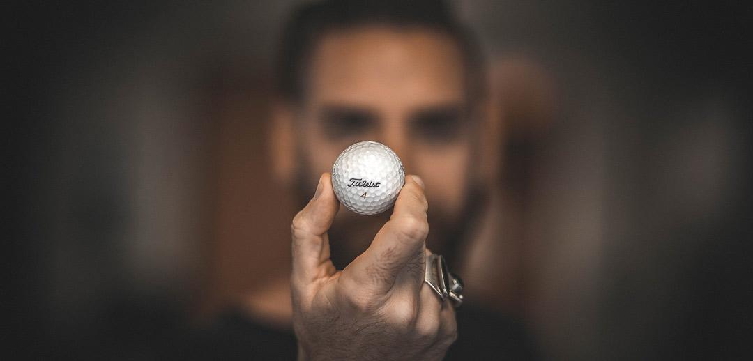 Custom Ball best gift for golfers
