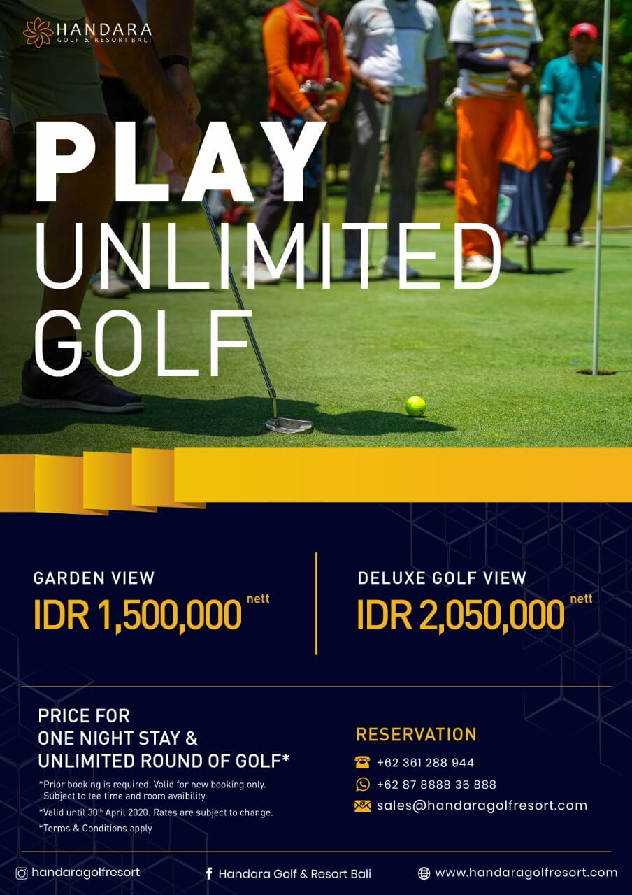 Play Unlimited Golf
