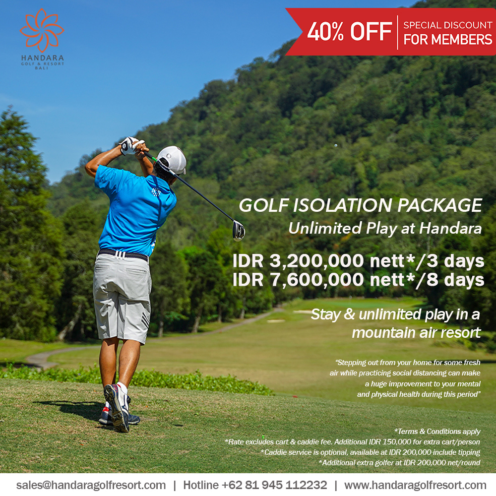 Golf Isolation Package
