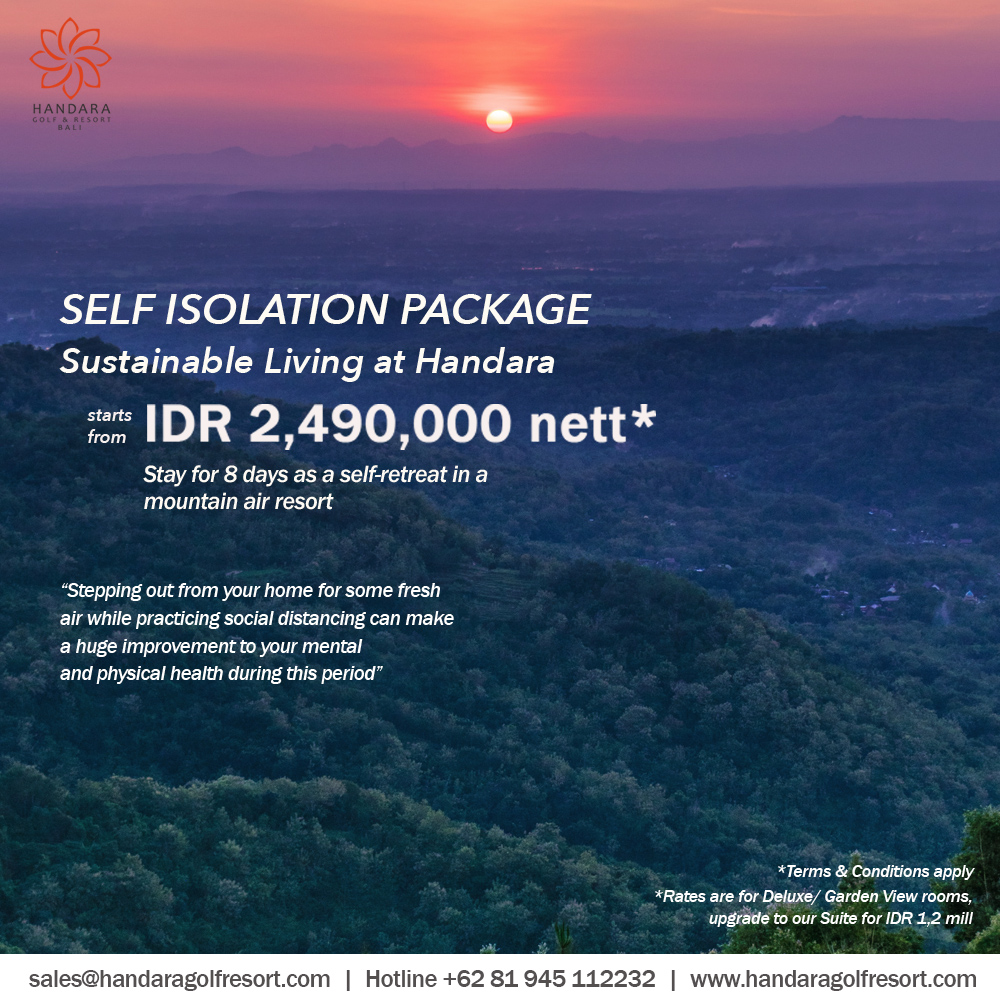 Self-Isolation Package